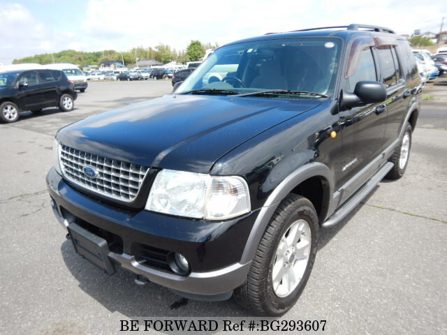 Used 2004 FORD EXPLORER BG293607 for Sale