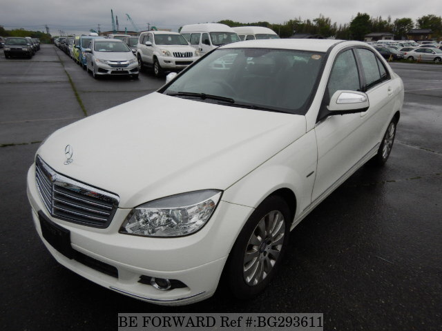 Used 2008 MERCEDES-BENZ C-CLASS BG293611 for Sale