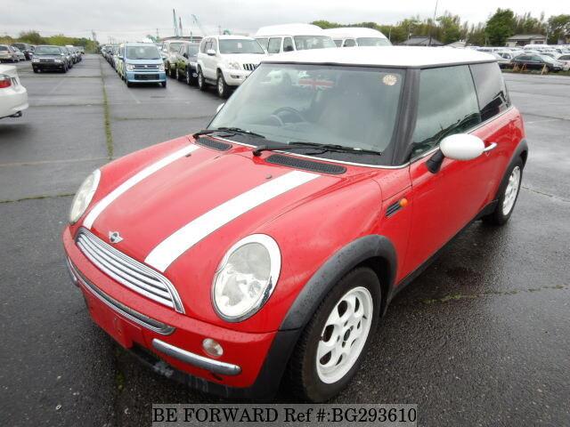 Used 2002 Bmw Mini Coopergh Ra16 For Sale Bg293610 Be Forward