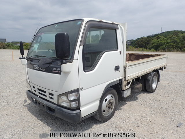 Used 2005 ISUZU ELF TRUCK BG295649 for Sale