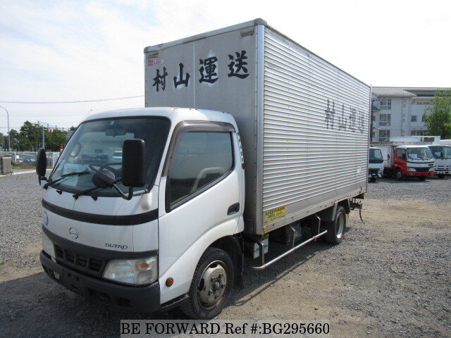 Used 2006 HINO DUTRO BG295660 for Sale