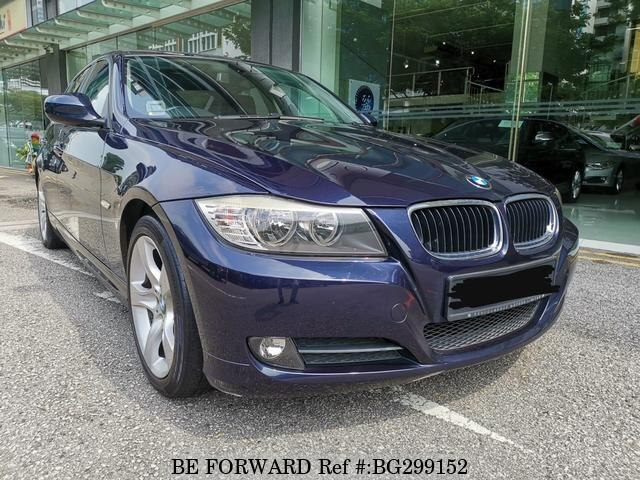 Used 2009 BMW 3 SERIES/318-4Dr for Sale BG299152 - BE FORWARD