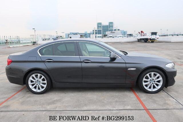 Used 2010 BMW 5 SERIES/523-NAVI for Sale BG299153 - BE FORWARD