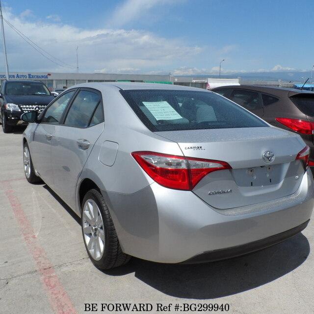 Used 2014 Toyota Corolla For Sale Bg299940 Be Forward