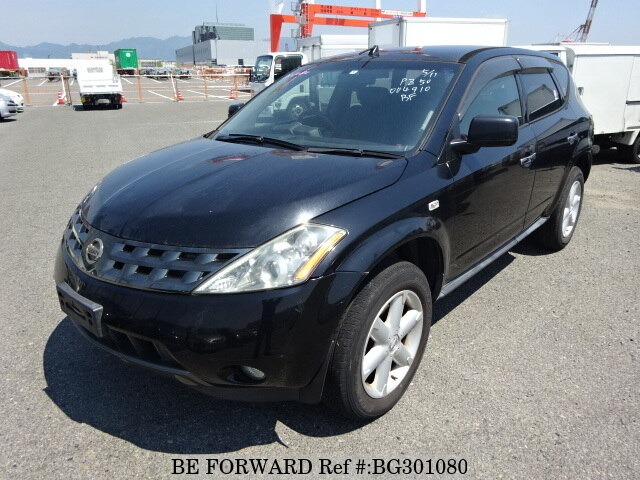Used 2006 NISSAN MURANO BG301080 for Sale