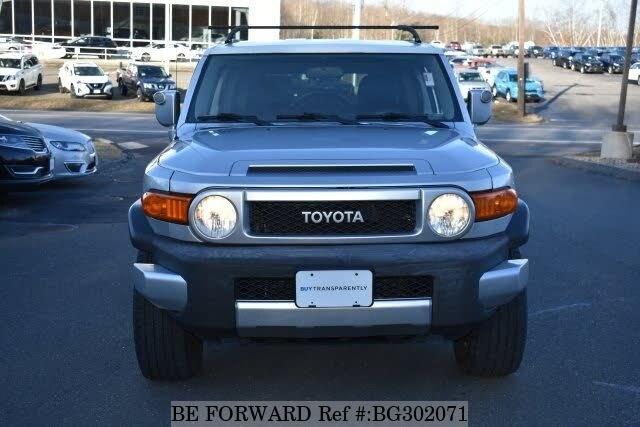 Used Fj Cruiser >> Used 2007 Toyota Fj Cruiser V6 For Sale Bg302071 Be Forward