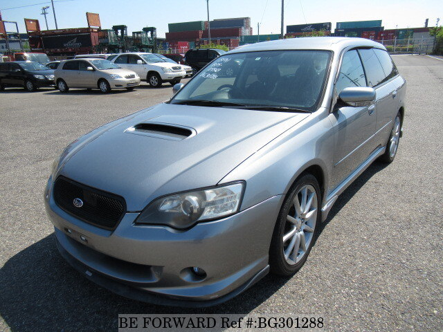 Used 2006 SUBARU LEGACY TOURING WAGON BG301288 for Sale