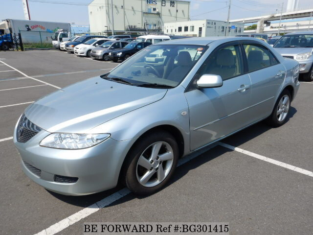 Used 2002 MAZDA ATENZA BG301415 for Sale