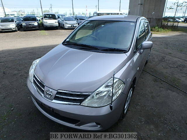Used 2010 NISSAN TIIDA BG301362 for Sale