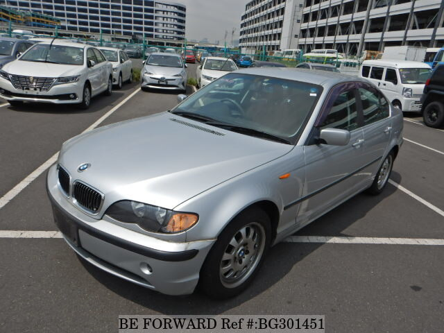 Used 2004 BMW 3 SERIES BG301451 for Sale