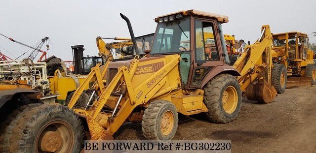 Used 1992 CASE CASE OTHERS BG302230 for Sale