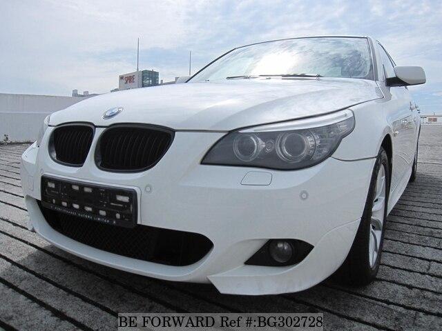 Used 2009 Bmw 5 Series525i Xl For Sale Bg302728 Be Forward