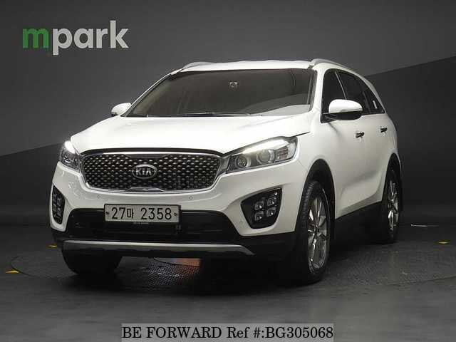 Used 2017 KIA SORENTO BG305068 for Sale