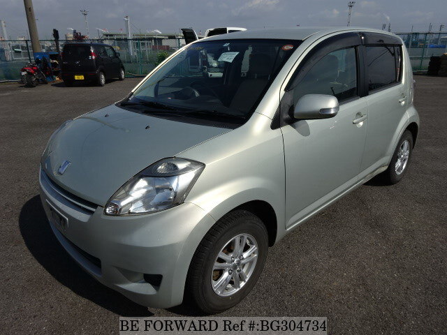 Used 2008 TOYOTA PASSO G F PACKAGE/DBA-QNC10 for Sale BG304734 - BE