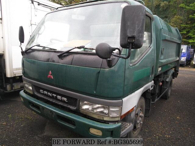 Compre um Mitsubishi Fuso Canter de 2001 usado a venda - SmartMotors