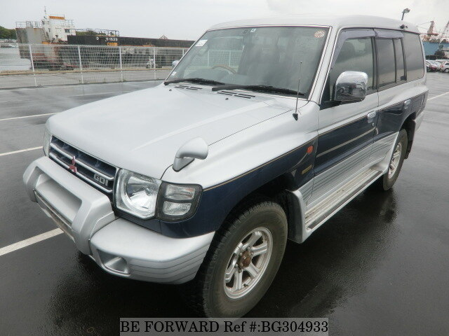 Used 1998 MITSUBISHI PAJERO BG304933 for Sale