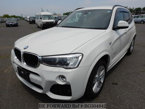 Used 2015 BMW X3 BG304842 for Sale