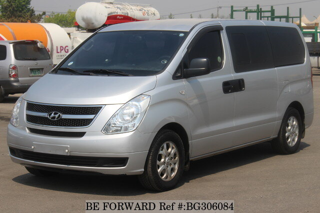 Used 2010 HYUNDAI GRAND STAREX BG306084 for Sale