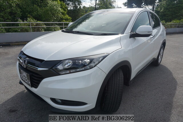 Used 2014 HONDA VEZEL BG306292 for Sale