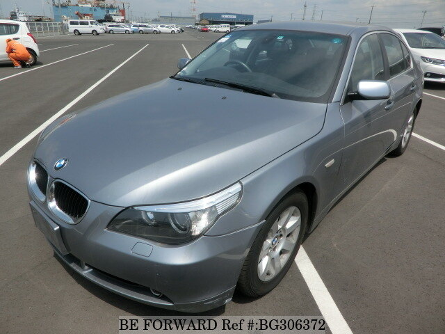 Used 2004 BMW 5 SERIES BG306372 for Sale