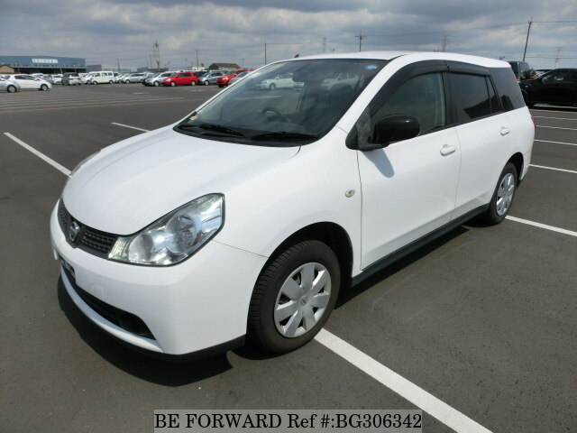 Used 2013 NISSAN WINGROAD BG306342 for Sale