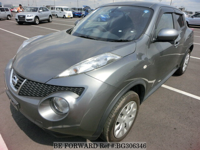 Used 2011 NISSAN JUKE BG306346 for Sale