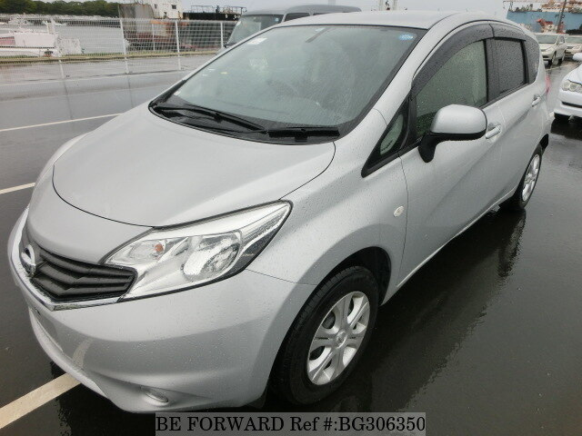 Used 2014 NISSAN NOTE BG306350 for Sale