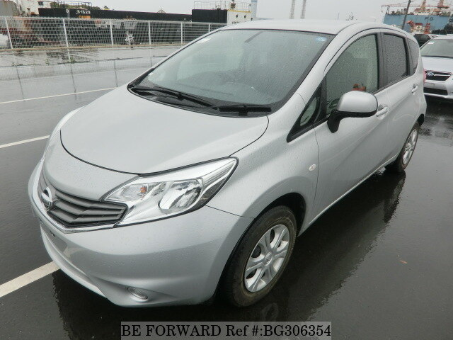 Used 2014 NISSAN NOTE BG306354 for Sale