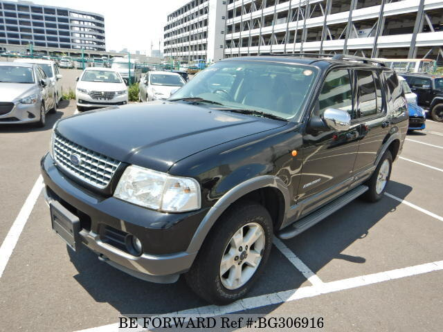 Used 2004 FORD EXPLORER BG306916 for Sale