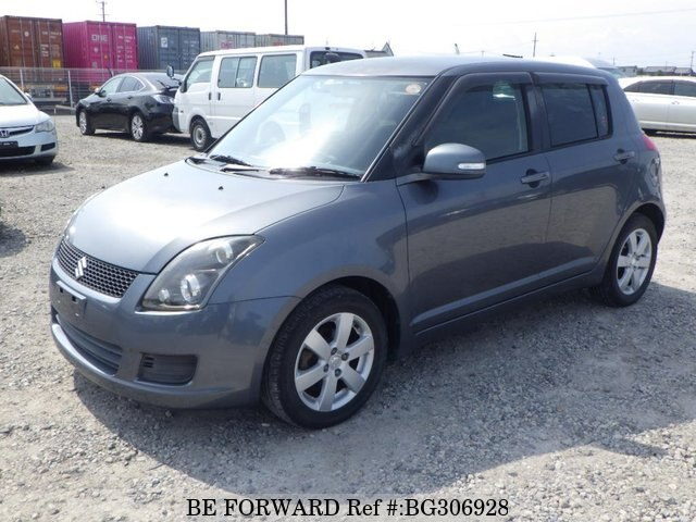 Used 2007 SUZUKI SWIFT BG306928 for Sale