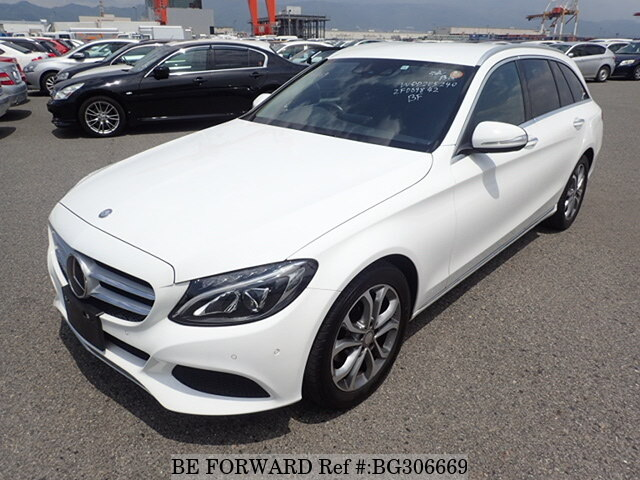 Used 2014 MERCEDES-BENZ C-CLASS BG306669 for Sale