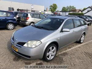 Used 2004 NISSAN PRIMERA BG308355 for Sale