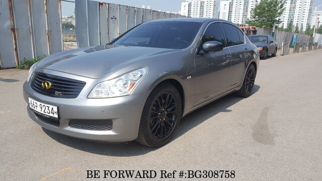 Used 2008 Infiniti G35 For Sale Bg308758 Be Forward