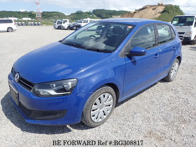 Used 2012 VOLKSWAGEN POLO BG308817 for Sale
