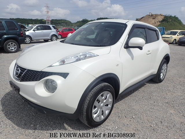 Used 2012 NISSAN JUKE BG308936 for Sale