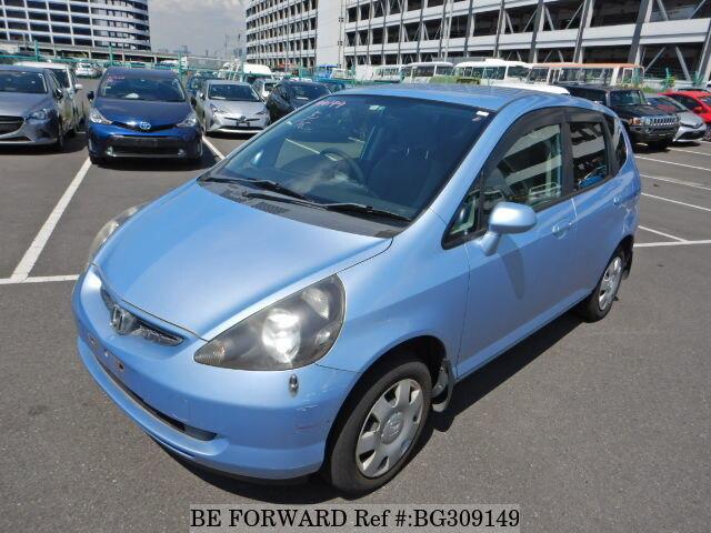 Used 2002 Honda Fit 13ala Gd2 For Sale Bg309149 Be Forward