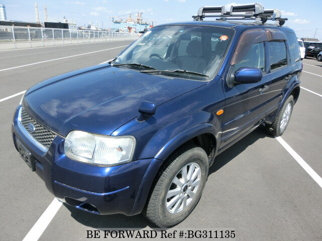 Used 2004 FORD ESCAPE BG311135 for Sale