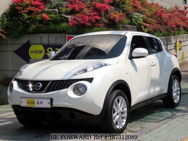 Used 2014 NISSAN JUKE BG312089 for Sale