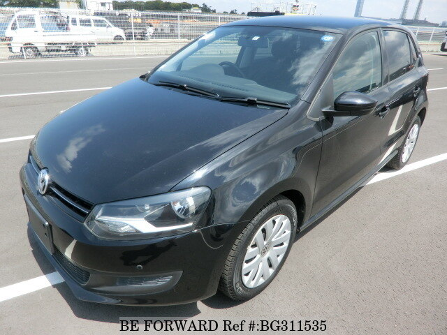 Used 2012 VOLKSWAGEN POLO BG311535 for Sale