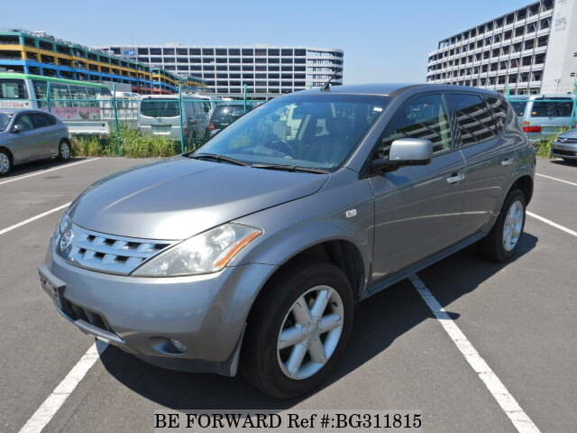Used 2004 NISSAN MURANO BG311815 for Sale