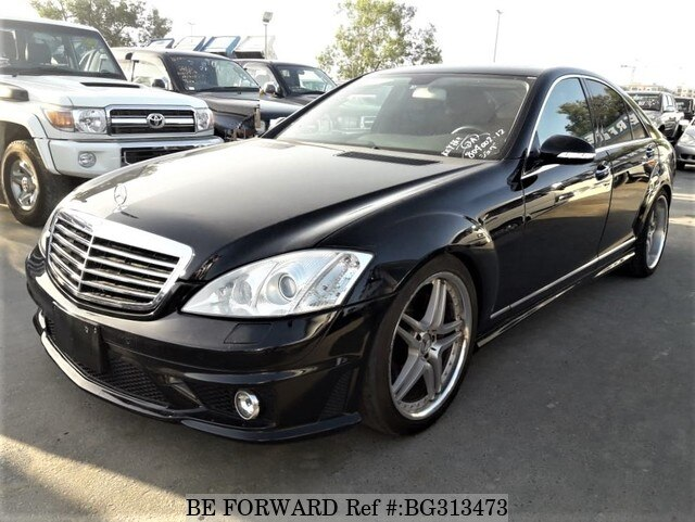Used 2005 MERCEDES-BENZ S-CLASS BG313473 for Sale