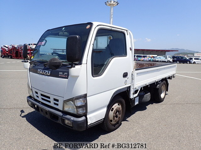 Used 2005 ISUZU ELF TRUCK BG312781 for Sale