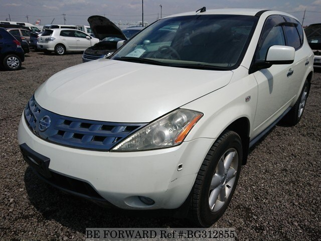 Used 2006 NISSAN MURANO BG312855 for Sale