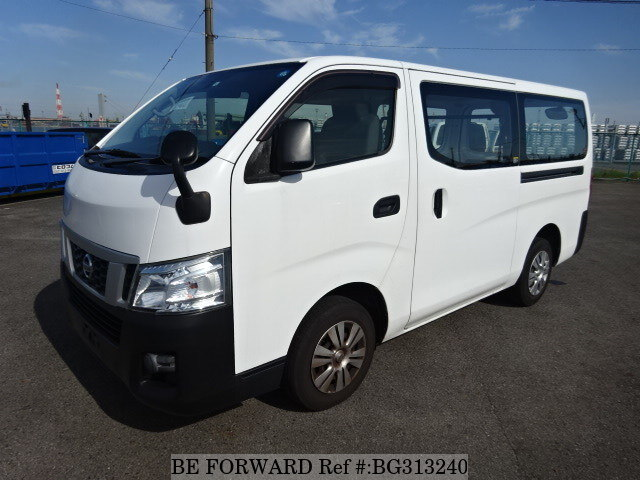 Used 2014 NISSAN CARAVAN VAN BG313240 for Sale