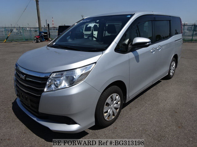Used 2014 TOYOTA NOAH BG313198 for Sale