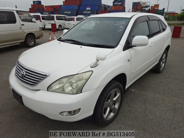 Used 2006 TOYOTA HARRIER BG313405 for Sale