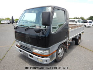Used 1996 MITSUBISHI CANTER BG313531 for Sale