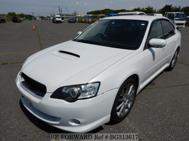 Used 2003 SUBARU LEGACY B4 BG313617 for Sale