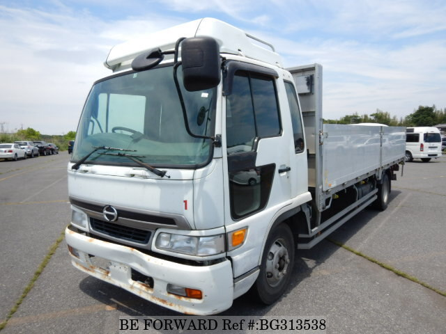 Used 2000 HINO RANGER BG313538 for Sale