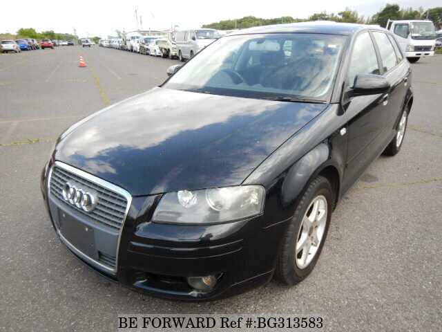 Used 2008 AUDI A3 BG313583 for Sale